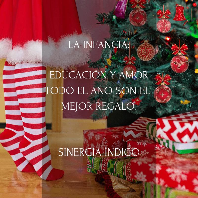 sinergia indigo navidad 2019